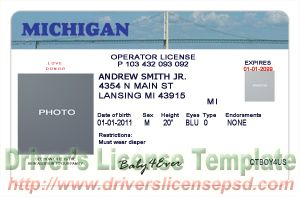 fake drivers license template psd download free apps pleasebackup