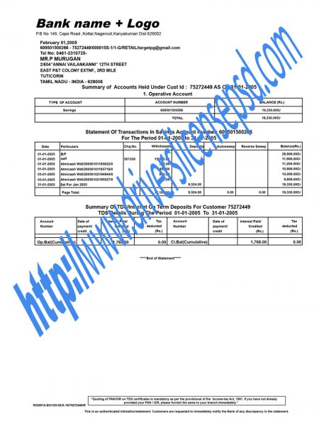 Drivers License Fake Drivers License Drivers License PSD – Template Bank Statement